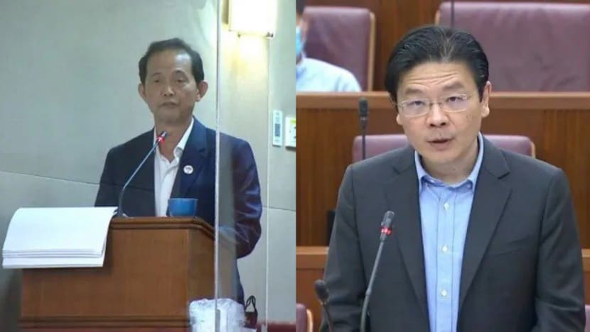 Watch: MPs debate job security, foreign manpower, CECA in Parliament