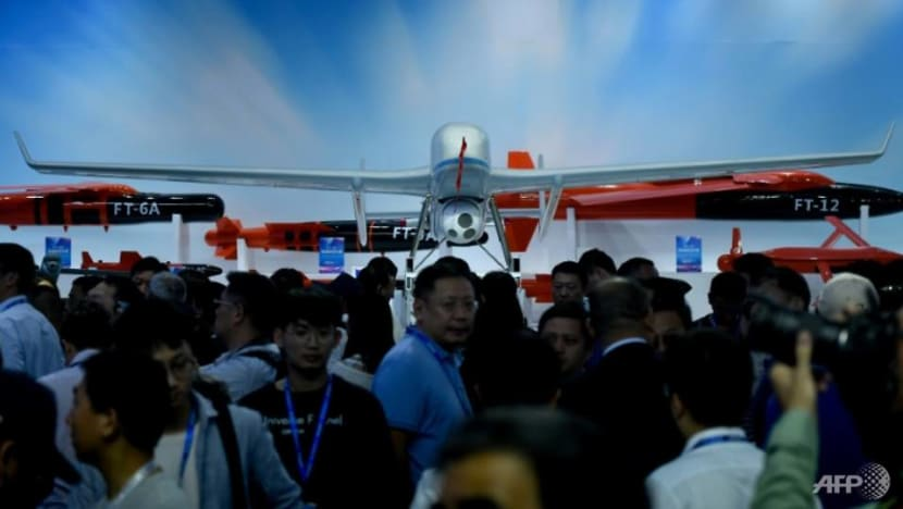 Commentary: China's cheap drones are finally taking off, with many uses and huge implications