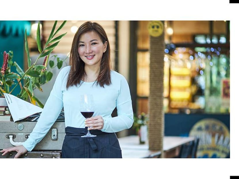 Spa Esprit's Cynthia Chua is opening her first Japanese restaurant in Singapore