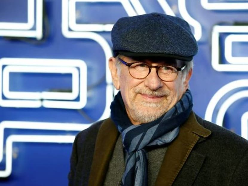Steven Spielberg's production company reaches film deal with Netflix