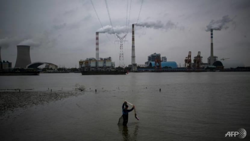 China says coal will play less-dominant energy role