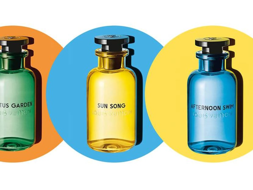 The glorious scent of summer, according to Louis Vuitton's master perfumer