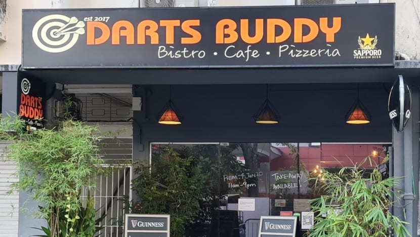 Sports bar Darts Buddy charged with serving alcohol past 10.30pm during COVID-19 pandemic