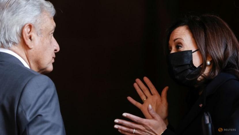 Mexico's Lopez Obrador to talk COVID-19 vaccines with Kamala Harris