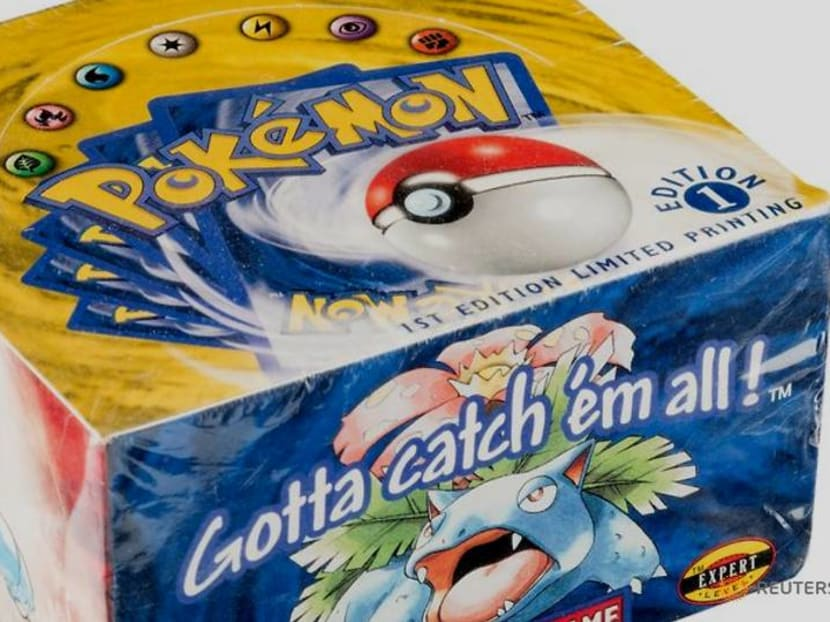 Gotta catch 'em all: Pandemic sends prices soaring for Pokemon cards