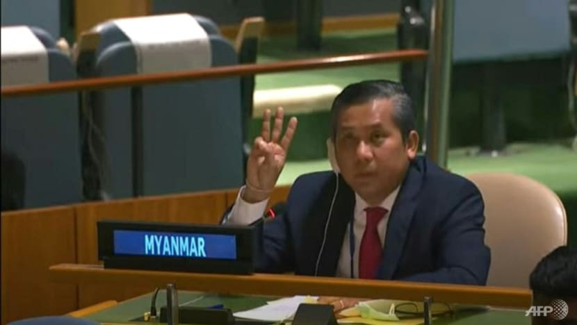 Myanmar says alleged plot against UN envoy was nothing to do with the country