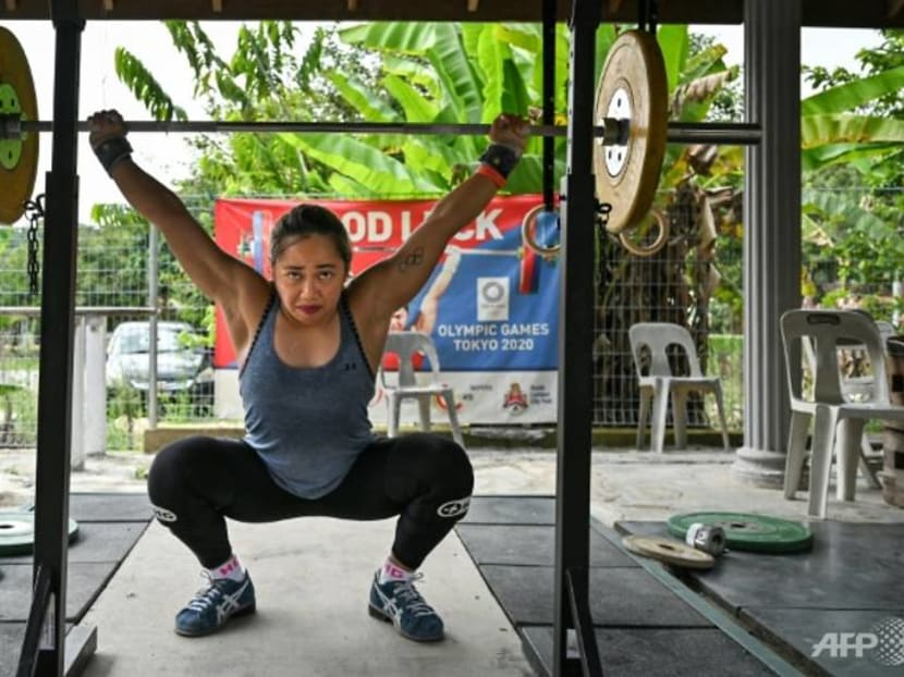 How Hidilyn Diaz made Olympic history as the Philippines' first gold medallist