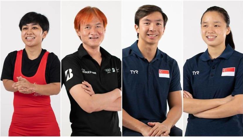 4 Singapore athletes to make debuts at Tokyo 2020 Paralympic Games