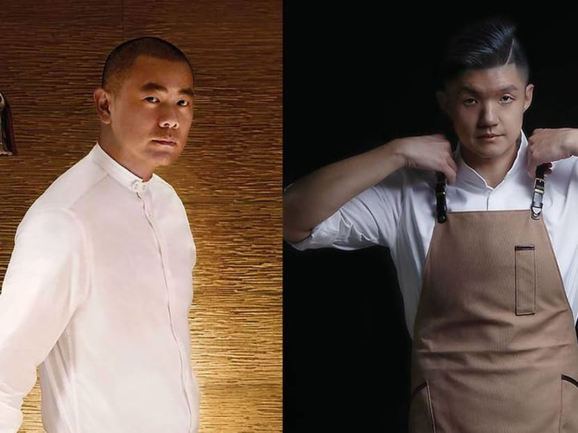 How chefs Andre Chiang and Jimmy Lim are modernising heritage foods