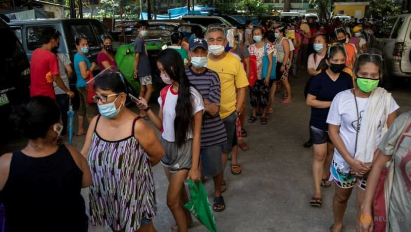 Philippines records more than 1 million COVID-19 cases