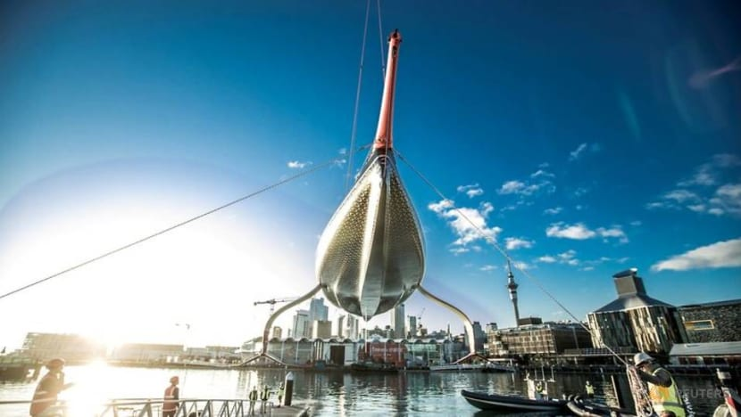 Sailing: America's Cup holders Team NZ launch second boat