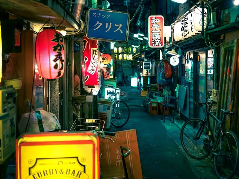 Ramen hunting in Tokyo with an expert from San Francisco