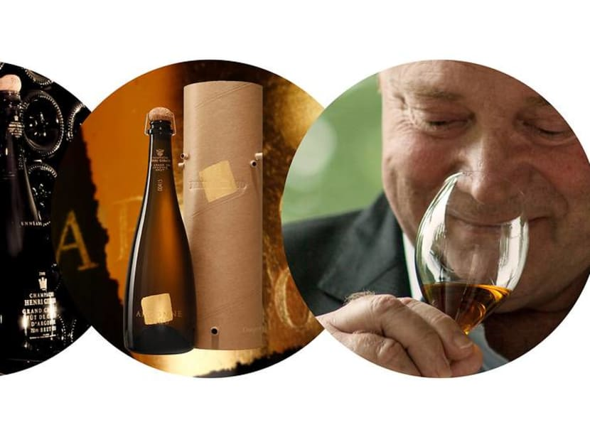 What to serve at your next soiree: The underrated Champagne Henri Giraud