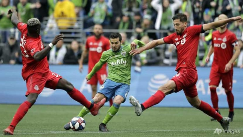 Football: Seattle Sounders defeat Toronto FC in MLS Cup final