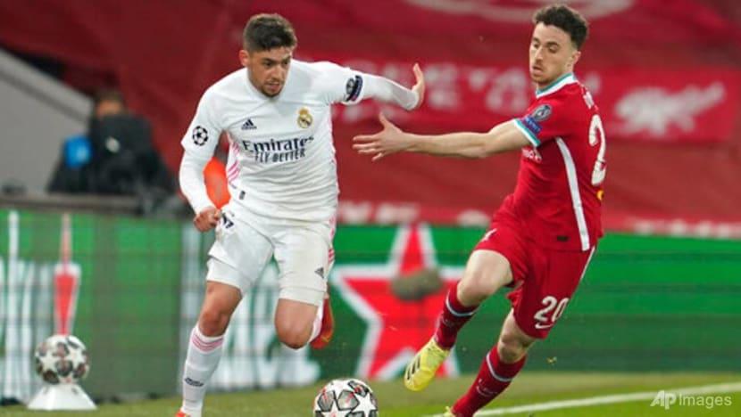 Football: Real's Valverde tests positive for coronavirus