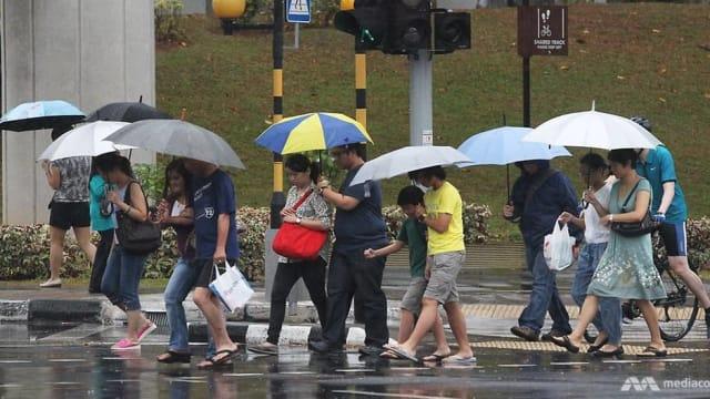 本地近日多雨天气将持续
