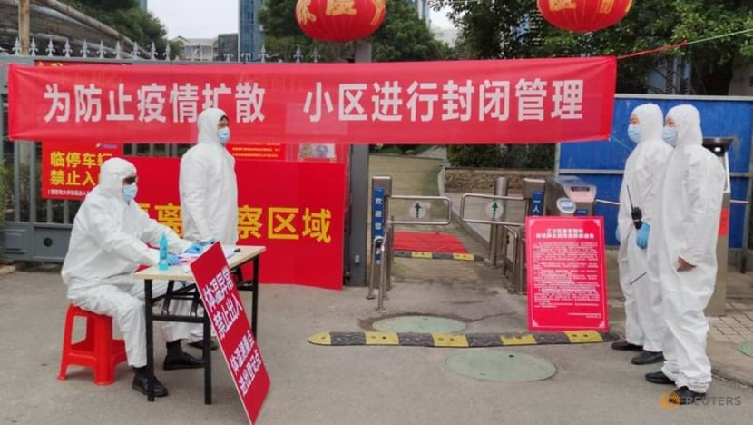 China reports fewer COVID-19 cases outside epicentre Hubei