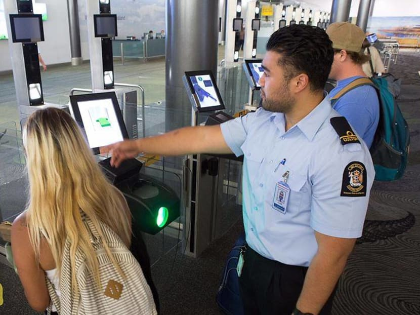 Singaporeans can make use of New Zealand's eGate passport control from Feb 12