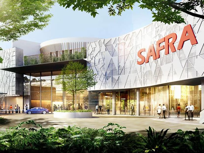 SAFRA Mount Faber to have co-working space, fast food drive-through after revamp