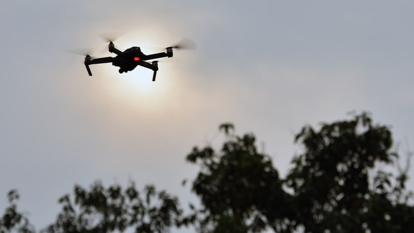 20 illegal drone intrusions into Changi Airport airspace in last 3 months: Teo Chee Hean
