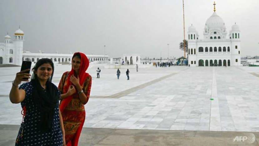 Sikhs await opening of corridor to sacred shrine in Pakistan