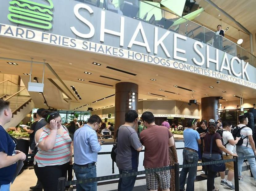 Still queuing? Shake Shack will 'definitely' open another outlet in Singapore