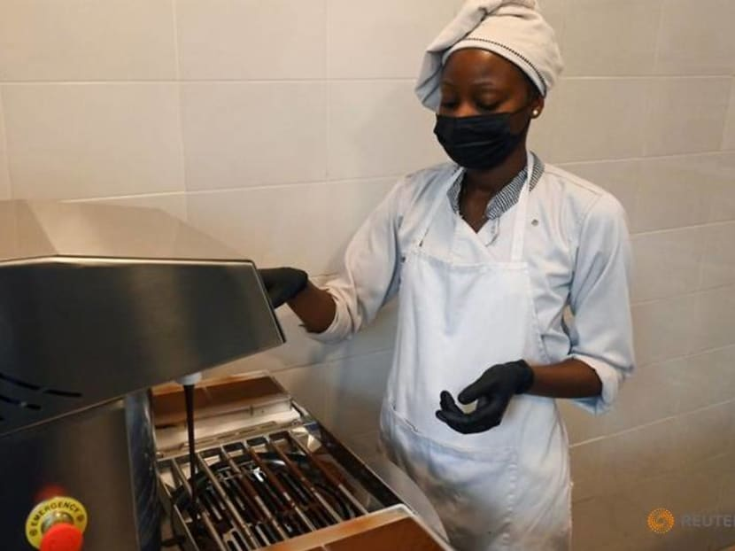 Belgian-Congolese chef opens Senegal's first artisan chocolate shop