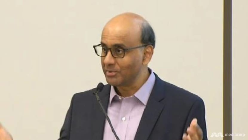 Collective action and personal responsibility not at odds with each other: DPM Tharman