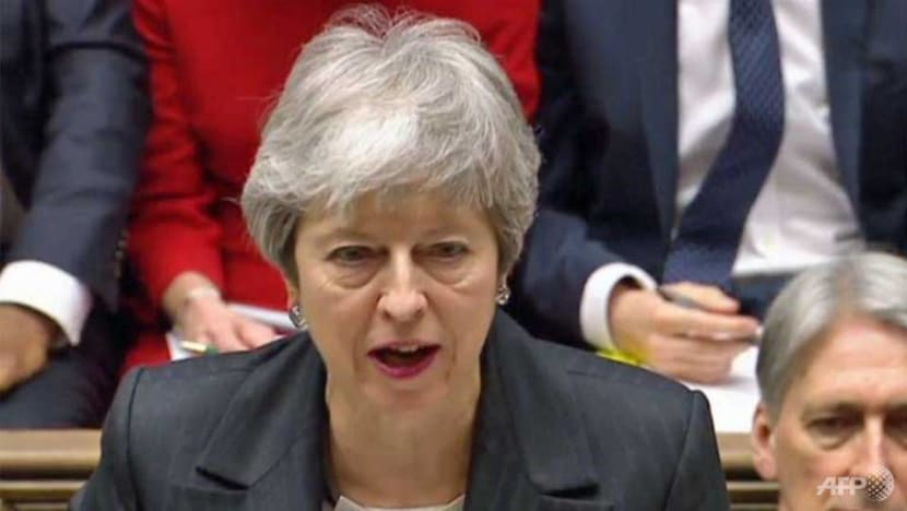 British PM seeks brief Brexit delay from hesitant EU