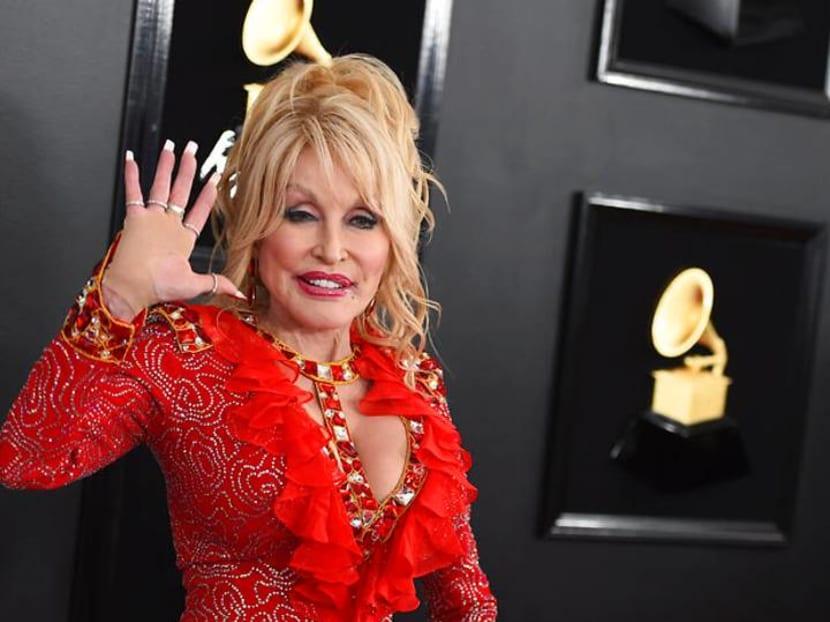 'Vaccine, vaccine': Dolly Parton sings Jolene rewrite before receiving COVID-19 shot