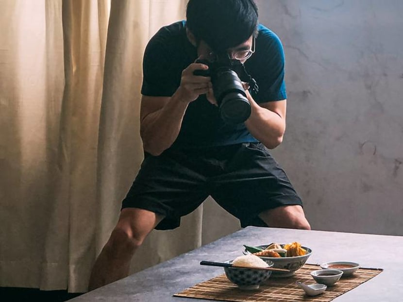 'I thought it was too good to be true': Photographer offers free service to hawkers and F&B outlets