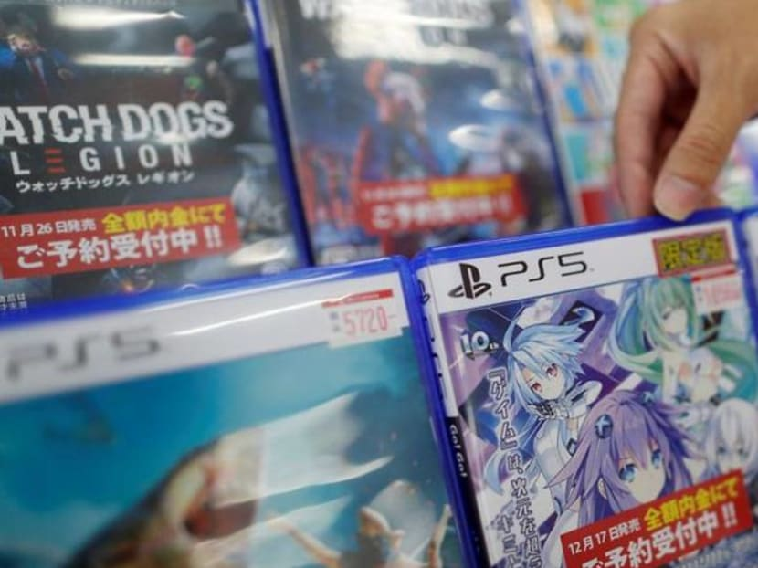 Sony PS5 sold out online as pandemic chills real-world retailing