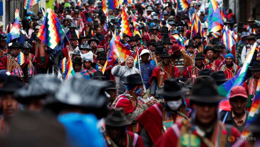 Singaporeans advised to defer travel to Bolivia due to 'volatile and unpredictable' political situation