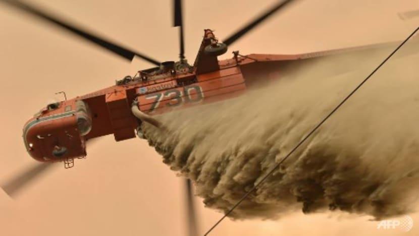 Singapore Red Cross pledges S$100,000 for victims of Australia bushfires, Jakarta floods