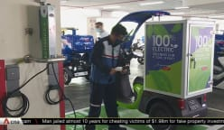 SingPost's delivery fleet to be fully electric by 2026   Video