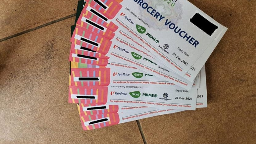 Second tranche of Budget 2020 grocery vouchers to be home-delivered to 150,000 Singaporeans