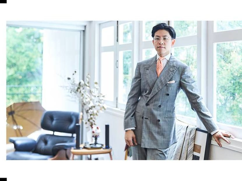 Being a menswear retailer is no bed of roses, says entrepreneur Jonathan Chiang