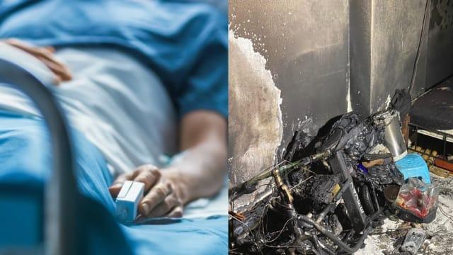 本地单日新增病例破3000起 裕廊西发生夺命火患