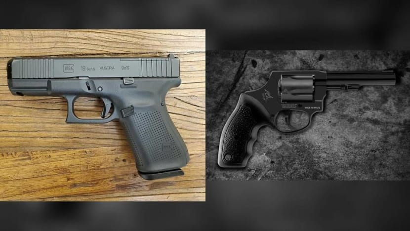 Singapore police switching to Glock pistols after two decades of using Taurus revolver - here's why