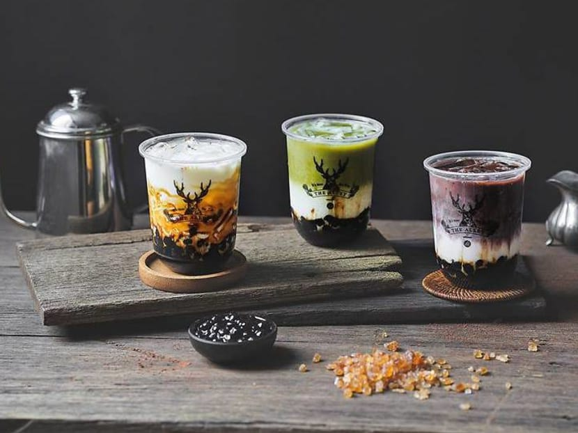Taiwanese bubble tea chain The Alley coming to Singapore