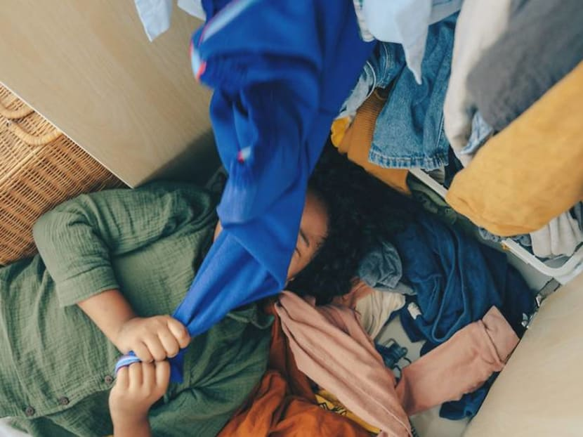 Does this happen when you open your closet? Here's how to control it