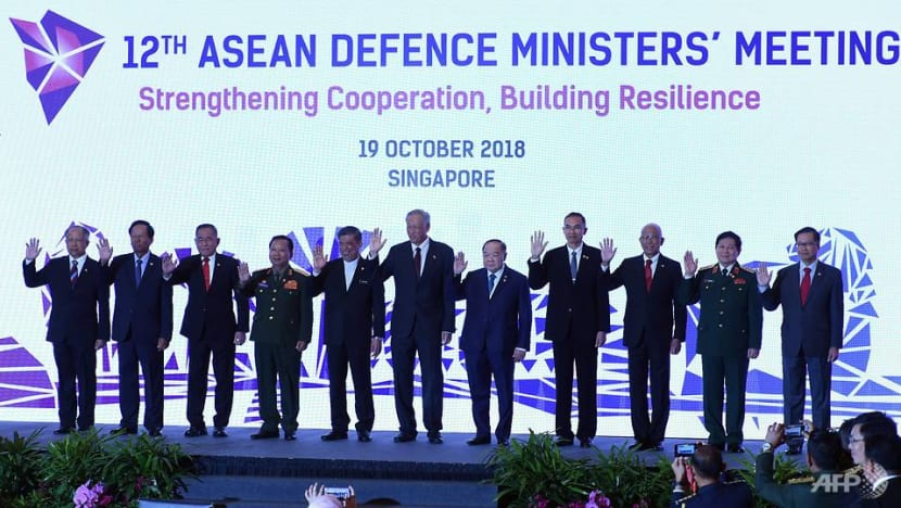 ASEAN agrees to guidelines on air encounters, boosts counter-terrorism cooperation