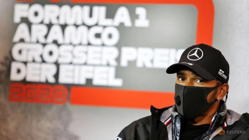 Hamilton against cutting trees for new Rio circuit