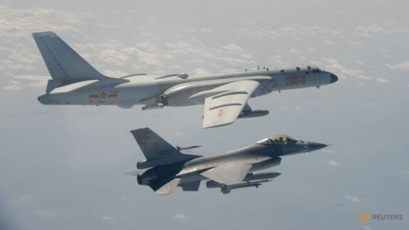 China accuses US admiral of 'hyping up' threat of Taiwan invasion