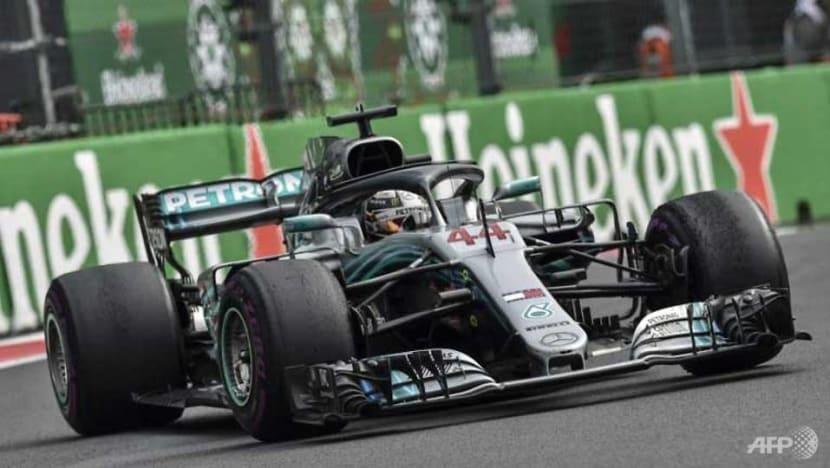 Formula One: Hamilton wins fifth world title