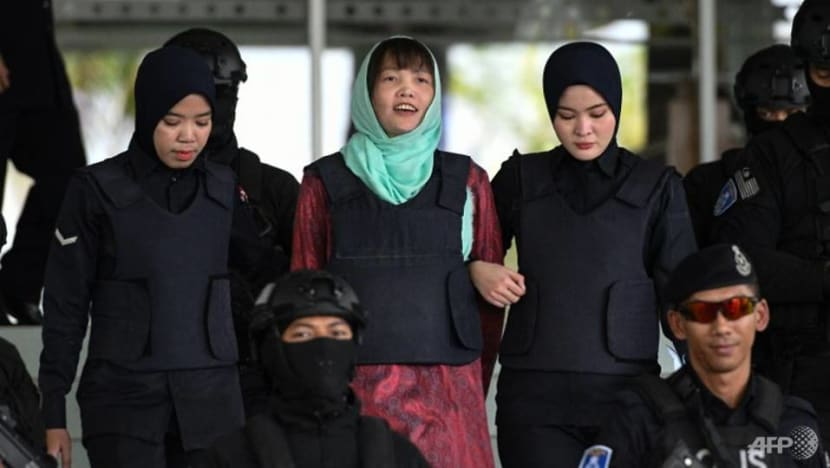 Kim Jong Nam trial: Vietnam woman accepts new charge, to walk free in May