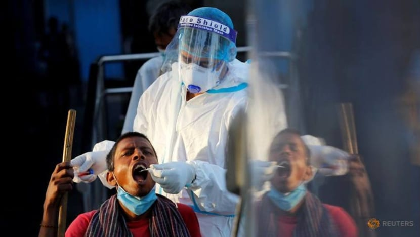 India reports six-month high of COVID-19 daily infections amid new curbs