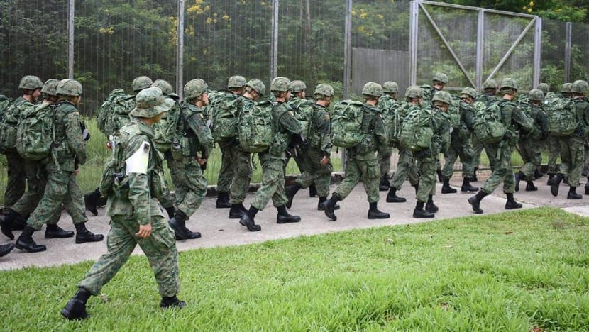 More reports of near-miss incidents during training in SAF, soldiers taking safety more seriously: Ng Eng Hen