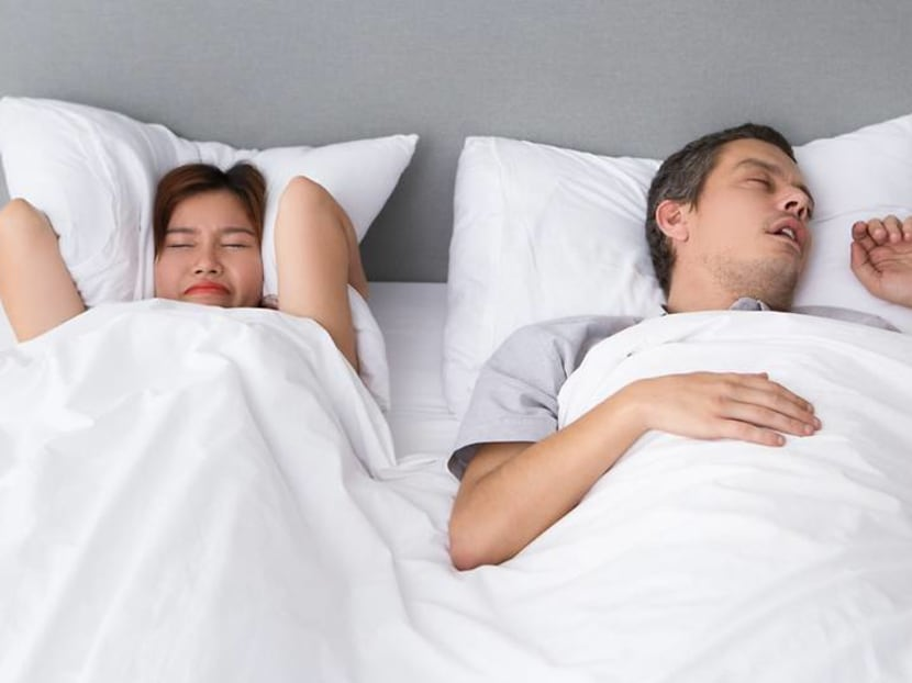 Why snoring loudly could be linked to heart disease, hypertension or worse