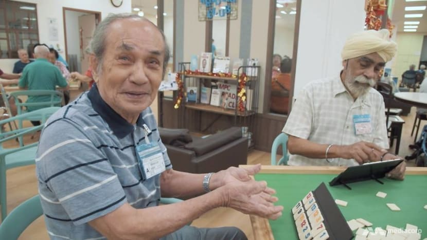 'Help's out there, just ask': How dementia day care helped, when grandpa kept getting lost